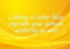 Learn SEO tips on how to improve your domain authority. http://www.ishtyleawhile.com/2017/01/about-sharing-blog-posts.html