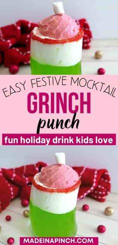Drinks Alcohol Recipes, Punch Recipes, Yummy Drinks, Yummy Food, Drink Recipes, Delicious Recipes, Easy Recipes, Alcoholic Drinks, Dessert Recipes