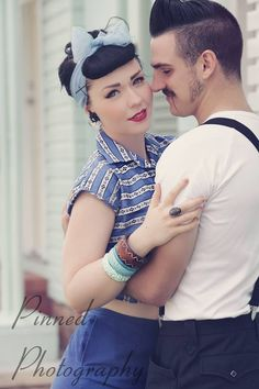 Rockabilly guys and dolls by Pinned Photography Rockabilly Baby, Rockabilly Style, Rockabilly Wedding, Rockabilly Fashion, Trajes Pin Up, Moda Pinup, Vestidos Pin Up, Vintage Couples, Look Retro