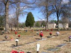 Oak Grove Memorial Gardens  Durham  Durham County  North Carolina  USA