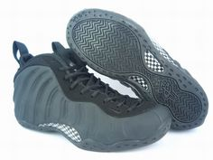 official photos 298ec 74cef Nike Air Foamposite One Penny Hardaway Grey Black Shoes