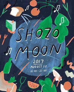 SHOZO MOON '17 @shozomoon