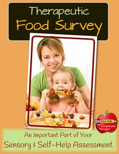 Therapeutic Food Survey