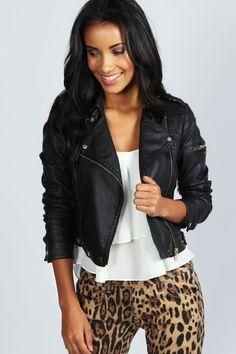Cleo Biker Jacket