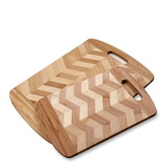 Chevron Cutting Board (Set of 2)