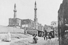 Lefgoşa/ Nicosia.1878 li Yillar... Nicosia Cyprus, North Cyprus, Taj Mahal, Travel, Viajes, Destinations, Traveling, Trips