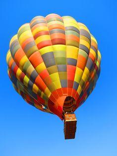 Passeio de balão próximo a Joanesburgo