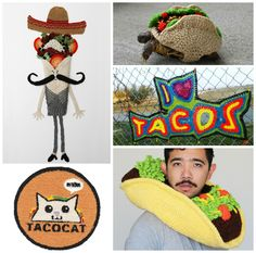 6 Times #TacoTuesday Touched Greatness Through Knit & Crochet #knit #crochet