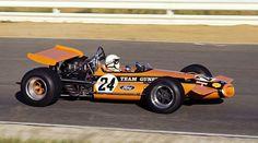 1970 Piet de Klerk, Team Gunston, Brabham BT26A Ford