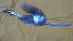 misurka with polish saber