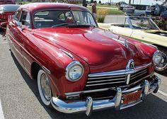 1948 Hudson Commodore Six Sedan (3 of 11) by myoldpostcards, via Flickr