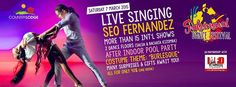 Join us at the #SATURDAY #SPECIAL_NIGHT of the SalSensual Dance festival (Country Lodge Hotel, Club & Resort – Bsalim)…This #BURLESQUE night will feature International Artist #FARID_FERCHACH as the official MC of the #SALSESNSUAL_FESTIVAL! **********NO FOR #DRUGS_ASSOCIATION********** ******#DANCE FOR LIFE…DANCE & SAVE A LIFE****  see more: http://goo.gl/rVyEDz