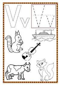 EDUCATIA CONTEAZA : PLANSE CU LITERE - DE COLORAT Printable Alphabet Worksheets, Printables, Bts, Fictional Characters, Print Templates, Fantasy Characters, Printable Templates