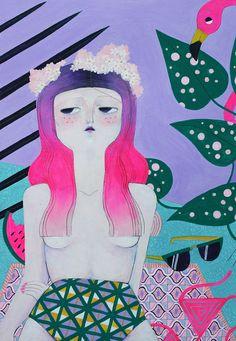 Illustration by La Nonette