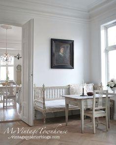 Vintage Interior - Page 3 of 67 - Swedish Decor, Swedish Design, Swedish Style, Scandinavian Interior, Scandinavian Style, Swedish Interiors, Interior Styling, Interior Design, Fancy Houses
