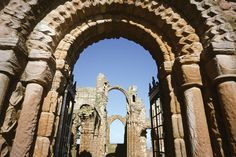 Lindisfarne Priory   Historic sites in Holy Island   Visit ...