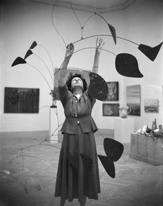 Alexander Calder, Arc of Petals Peggy Guggenheim Collection) Alexander Calder, Peggy Guggenheim, Jean Arp, Marcel Duchamp, Mondrian, Moma, Stockholm, Fuerza Natural, Clyfford Still