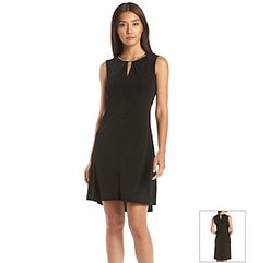 Calvin Klein Sleeveless Dress 		 at www.younkers.com