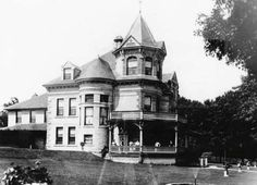 Sleeman House c. 1895 (now unfortunately known as The Manor)