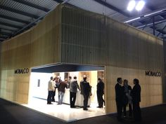 Mobalco booth at iSaloni Milan 2012