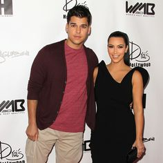 Rob Kardashian compares Kim K to villain Kim Kardashian, People, People Illustration, Folk