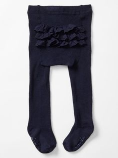 Ruffle tights Product Image
