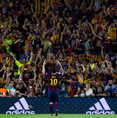 Lionel Messi Photos - Lionel Messi of FC Barcelona celebrates after scoring the opening goal during the Copa del Rey Final between Athletic Club and FC Barcelona at Camp Nou on May 2015 in Barcelona, Spain. - Barcelona v Athletic Club - Copa del Rey Final Camp Nou, Lionel Messi, Messi Messi, Fc Barcelona, Barcelona Catalonia, Messi 2015, Funniest Snapchats, Messi Photos, Champs