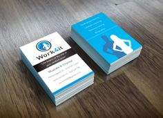 Logo & business card design for Personal trainer/business