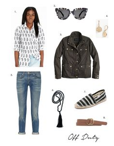 Elements of Style Blog | Fashion Friday (on Monday):