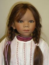 "Inga by Annette Himstedt #202/277, 35.5"" Tall, Very Beautiful w/Box & COA"