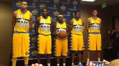 The Worst New NBA Uniforms You'll See This Season: Denver Nuggets