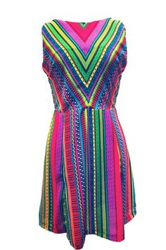 Neon dress from SURCO