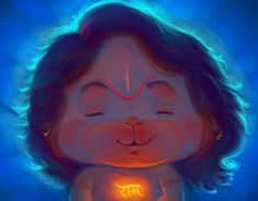 "Check out new work on my @Behance portfolio: ""Peaceful Hanumana"" http://be.net/gallery/54710279/Peaceful-Hanumana"