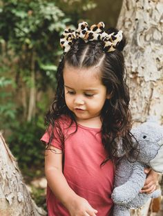 Easy Toddler Hairstyles, Kids Curly Hairstyles, Cute Girls Hairstyles, Cute Hairstyles For Toddlers, Toddler Hair Bows, Hair Styles For Toddler Girls Curly, Toddler Curly Hair, Picture Day Hair, Easy Little Girl Hairstyles