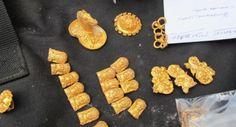 """""""Descubren gran tesoro en joyas de oro cerca de la tumba Sveshtari de Bulgaria"""" Coorresponde a la cultura Tracia que ocupó esta zona de los Balcanes. (LA GRAN EPOCA). 11 NOV 2012."""