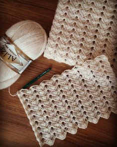 ideas for crochet lace scarf pattern charts Baby Knitting Patterns, Crochet Poncho Patterns, Crochet Stitches, Hand Knitting, Diy Crafts Knitting, Diy Crafts Crochet, Crochet Projects, Crochet Lace Scarf, Gilet Crochet