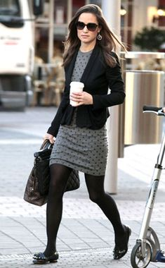 Pippa in Polka Dots from Pippa Middleton's Best Looks   E! Online