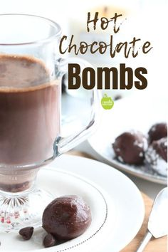24 Best Chocolate Bomb Images Delicious Desserts Just