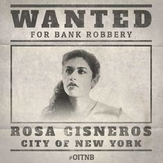 Miss Rosa #Oitnb