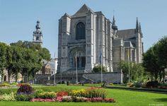 Collegial Sainte-waudru, Mons (Belgium)