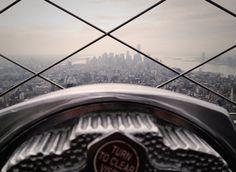 Downtown, gezien vanaf het Empire State Building