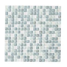 Perth Ice Grey Mosaic Sheet 300x300x8mm additional image 1