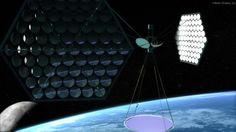 Tähdet ja avaruus: Kiertoradalle suunniteltiin aurinkovoimala - hinta 10 miljardia