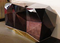 Chocolate Diamond by Boca do Lobo @ iSalone Milan 2013 Visit us at www.luxxu.net #designinterior #moderndesign, living room ideas, modern design, home decor ideas, inspirations, home furniture, luxury furniture