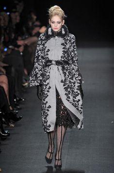 Zac Posen at New York Fashion Week Fall 2009 - Livingly