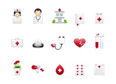#Medical #Icon Set, #Free, #PNG, #Resource