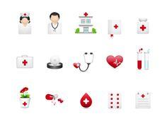 #Medical #Icon Set, #Free, #PNG, #Resource