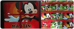 Individuales de Mickey