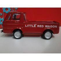 Auto Camioneta Wagon Coleccionable + Sacapuntas