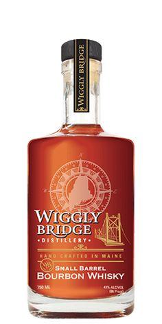 Wiggly Bridge Small Barrel Bourbon Bourbon Drinks, Bourbon Barrel, Bourbon Whiskey, Whisky, Whiskey Trail, Good Whiskey, Scotch Whiskey, Best Bourbons, Distillery